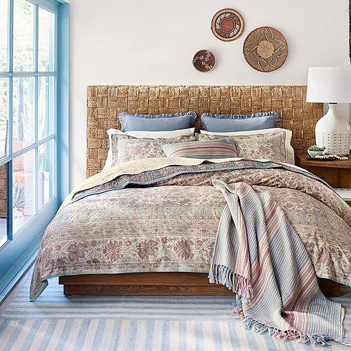 Ralph Lauren Half Moon Bay Bedding Collection