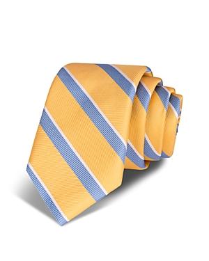 Bloomingdale's Boys Boys' Texture Stripe Tie