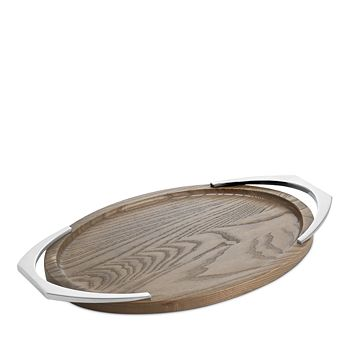 Nambé - Cabo Oval Handled Tray