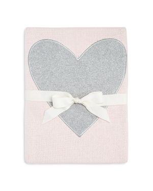 Elegant Baby Infant Girls' Heart Blanket