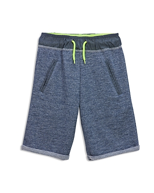Sovereign Code Boys French Terry Cuffed Shorts  Big Kid