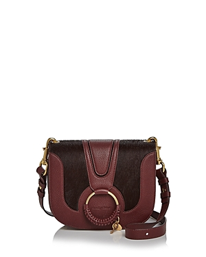 See by Chloe Hana Suede Shoulder Bag