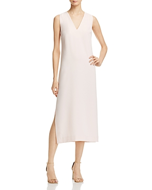 French Connection Essien Crepe Midi Dress