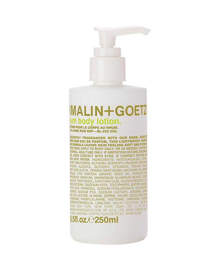 MALIN and GOETZ - Rum Body Lotion 8.5 oz.
