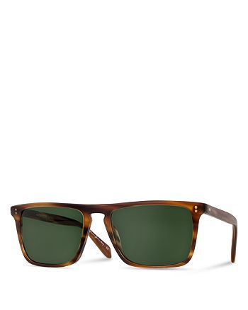 Oliver Peoples - Men's Bernardo Square Sunglasses, 54mm