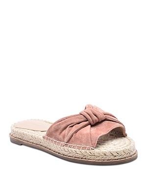 Kendall and Kylie Vira Espadrille Slide Sandals
