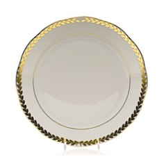 Herend Golden Laurel Dinner Plate - Bloomingdale's_0