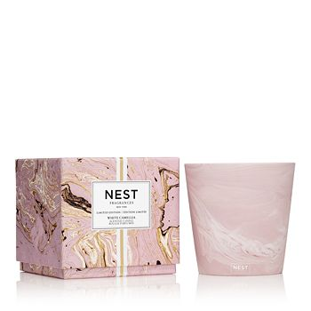 NEST Fragrances - Limited Edition White Camellia 3-Wick Candle