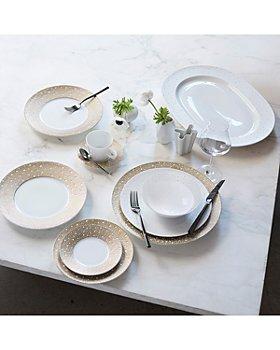 Bernardaud - Ecume Mordore Dinner Collection