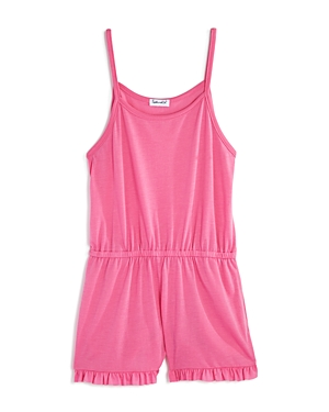 Splendid Girls' Ruffled Romper - Little Kid