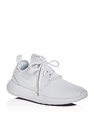 best service b3317 39c6a  Nike Women s Roshe Two Lace Up Sneakers - Bloomingdale s