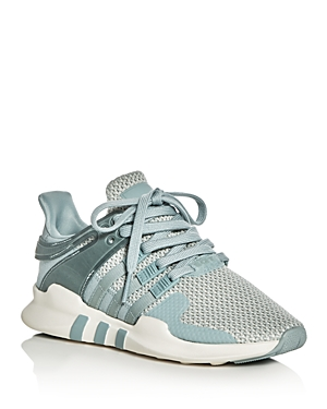 Adidas Women's Equipment Support Knit Lace Up Sneakers