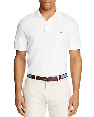 Vineyard Vines Pique Regular Fit Polo Shirt