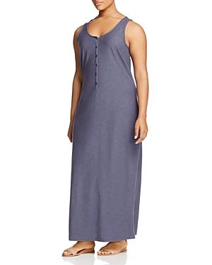 Junarose Henley Maxi Dress