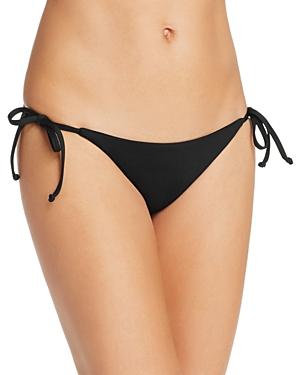 Becca by Rebecca Virtue Color Code Side Tie Bikini Bottom