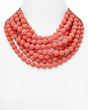 Fairchild Baldwin Bella Multi Strand Beaded Necklace, 17