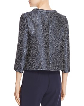 Armani Collezioni - Sequin-Embellished Jacket
