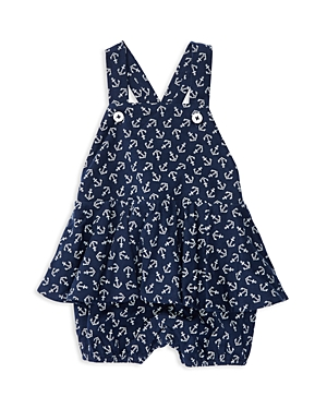 Ralph Lauren Childrenswear Girls' Anchor Romper - Baby
