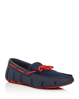 Swims - Men's Braided Lace Rubber Loafers