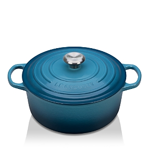 Le Creuset 5.5-Quart Signature Round Dutch Oven
