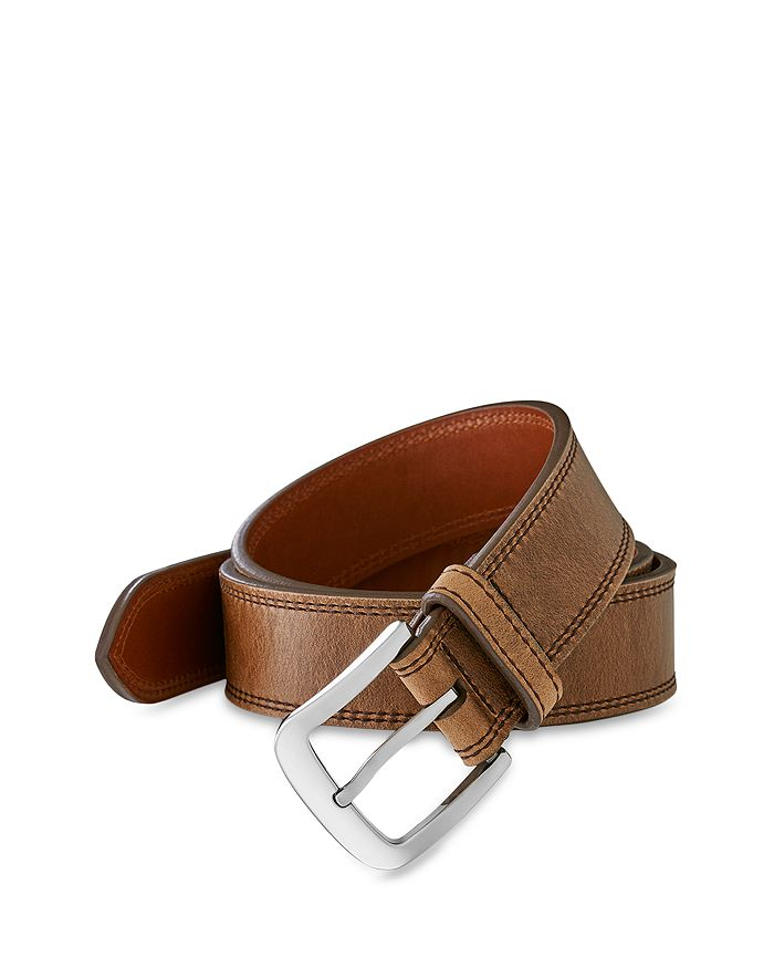Shinola - Men's Double Stitch Belt