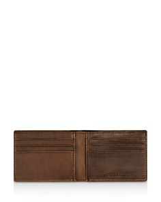 Shinola - Distressed Slim Bifold Wallet