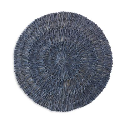 $Juliska Straw Loop Blue Placemat - Bloomingdale's