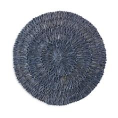 Juliska Straw Loop Blue Placemat - Bloomingdale's_0