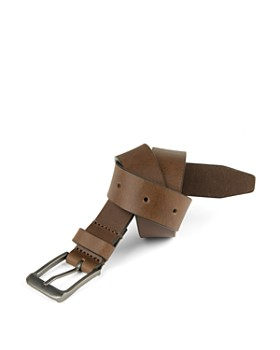 Bloomingdale's Boys - Boys' Classic Belt, Little Kid, Big Kid - 100% Exclusive