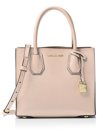d3d56f2a39f0 Mercer Medium Leather Messenger. Even More Options (5). MICHAEL Michael Kors