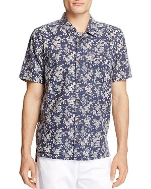 Blanknyc Floral Print Regular Fit Button-Down Shirt