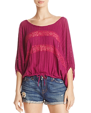 Free People I'm Your Baby Top