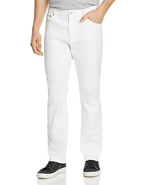 Michael Kors Slim Fit Jeans in White