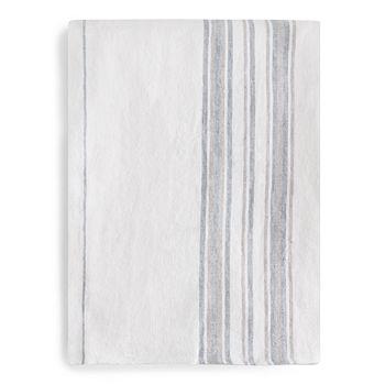Coyuchi - Rustic Linen Blanket, Full/Queen