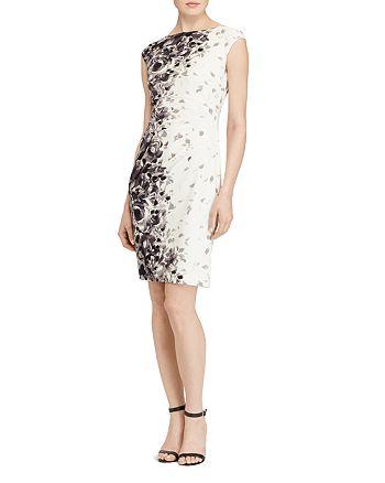 Ralph Lauren - Floral Print Dress