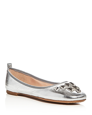 Marc Jacobs Cleo Studded Ballet Flats