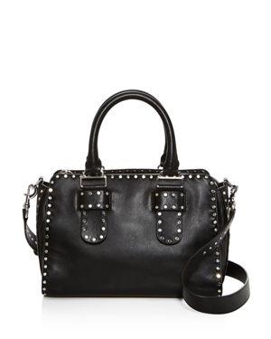Rebecca Minkoff Midnighter Medium Leather Satchel