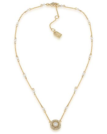 "Ralph Lauren - Collar Pendant Necklace, 16"""