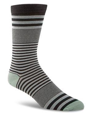 Cole Haan Skater Stripe Crew Socks