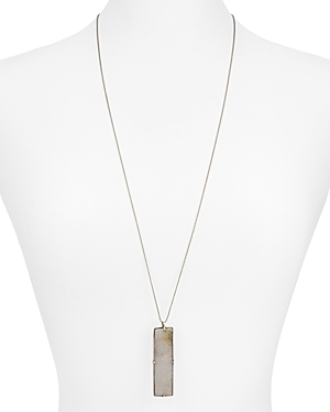 Chan Luu Agate Pendant Necklace, 32