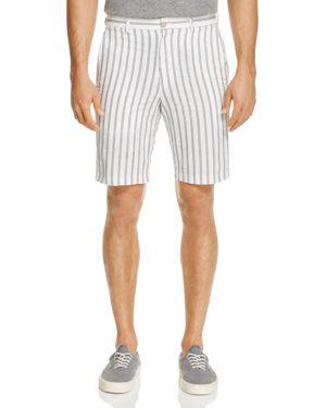 Haspel Bienville Stripe Shorts