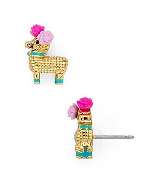 kate spade new york Penny the Pinata Stud Earrings