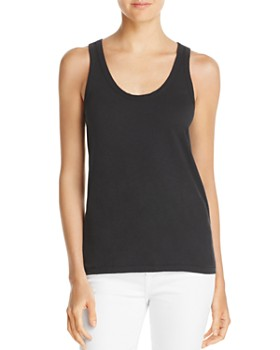 7c1d07de209dd Black Tank Top - Bloomingdale s