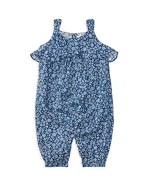 Ralph Lauren Childrenswear Girls' Floral Romper - Baby