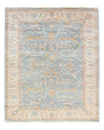 Jaipur - Cardamom Shirazi Area Rug, 5' x 8'
