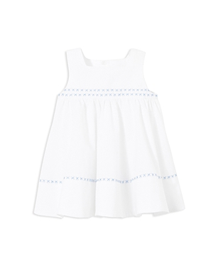 Jacadi Girls' Smocked Dress - Baby