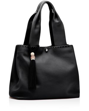 Elizabeth and James Teddy Leather Tote 2599390