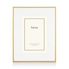 """Siena Slim Matted Frame, 4"""" x 6"""" - Bloomingdale's_0"""