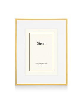"Siena - Slim Matted Frame, 4"" x 6"""