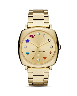 marc jacobs female marc jacobs mandy watch 34mm